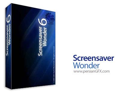 دانلود نرم افزار ساخت اسکرین سیور - Blumentals Screensaver Wonder 6.2