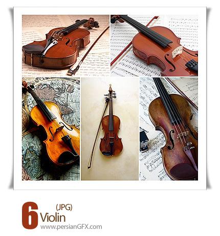 دانلود تصاویر ویلین - Violins