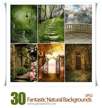 دانلود تصاویر پس زمینه طبیعی مناسب برای عکاسی - 30 Fantastic Natural Backgrounds