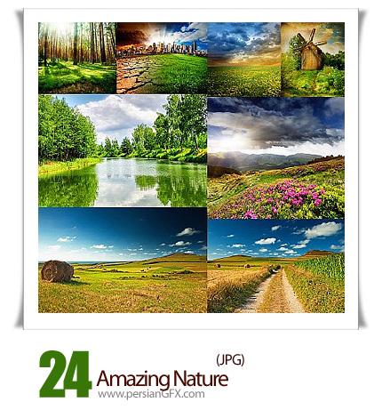 دانلود تصاویر باکیفیت طبیعت زیبا و شگفت انگیز - Amazing Nature