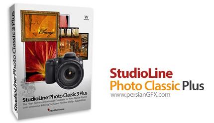دانلود نرم افزار ویرایش تصاویر - StudioLine Photo Classic Plus 3.70.48.0