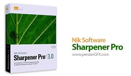 دانلود پلاگین افزایش وضوح و جزئیات عکس - Nik Software Sharpener Pro 3.010 Rev 20903 for Photoshop