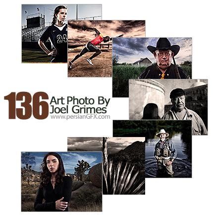 مجموعه آثار هنری،عکاسی - Photo By Joel Grimes