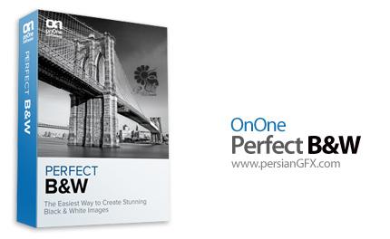 دانلود پلاگین سیاه و سفید کردن عکس دیجیتال - OnOne Perfect B&W Premium Edition 1.0 for Win Vista, 7 & 8 x86/x64