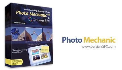 دانلود نرم افزار مدیریت عکس - Camera Bits Photo Mechanic v5.0 Build 19252
