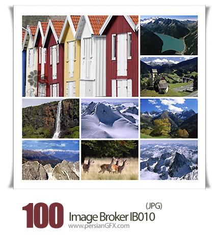 دانلود تصاویر با کیفیت متنوع طبیعت، کوه، حیوانات - Image Broker IB010
