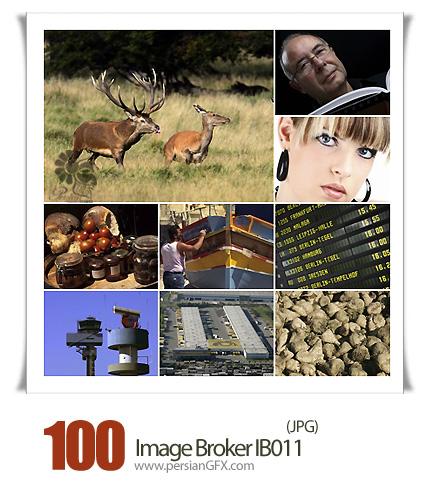 دانلود تصاویر با کیفیت متنوع حیوانات، مرد، کارخانه، جشن - Image Broker IB011