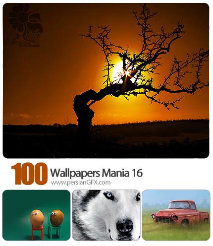 دانلود تصاویر والپیپر های با کیفیت و متنوع - Wallpapers Mania 16
