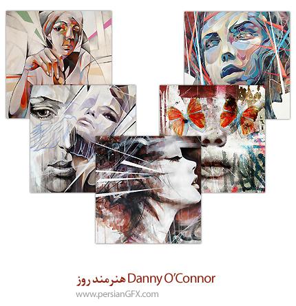 Danny O Connor هنرمند روز