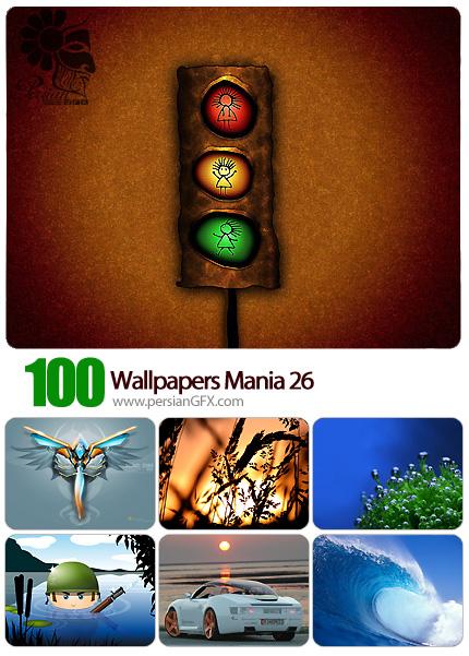 دانلود تصاویر والپیپر های با کیفیت و متنوع - Wallpapers Mania 26