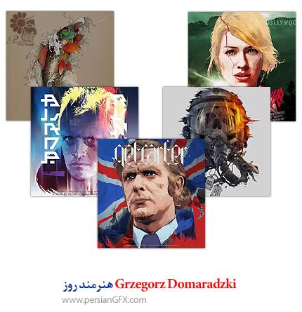 Grzegorz Domaradzki هنرمند روز