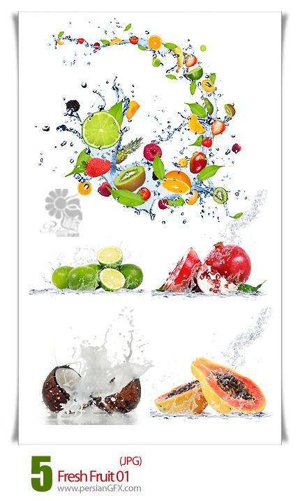 دانلود تصاویر با کیفیت میوه های تازه - Fresh Fruit 01