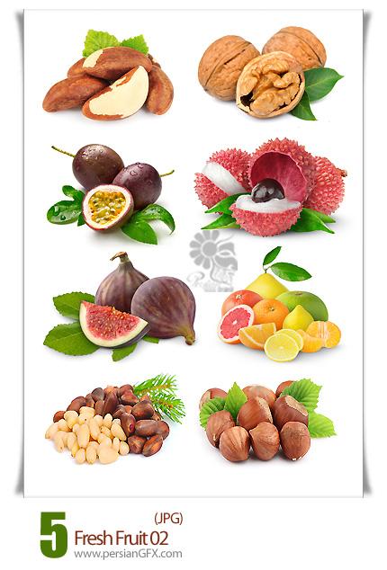 دانلود تصاویر با کیفیت میوه های تازه - Fresh Fruit 02