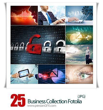 دانلود تصاویر با کیفیت روش های ارتباطی کسب و کار از فوتولیو - Business Collection Stock Photo Fotolia