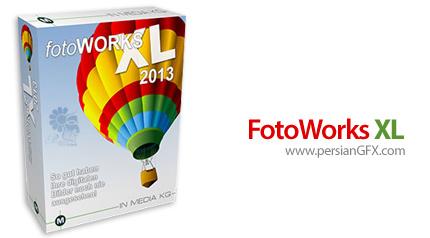 دانلود نرم افزار ویرایش آسان عکس - FotoWorks XL 2013 v12.0.3