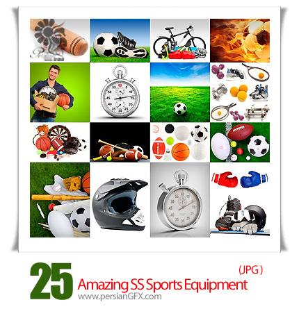 دانلود تصاویر با کیفیت تجهیزات ورزشی، توپ، سوت، زمین بازی، تور، مترونوم از شاتر استوک - Amazing Shut