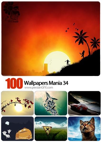 دانلود تصاویر والپیپر های با کیفیت و متنوع - Wallpapers Mania 34