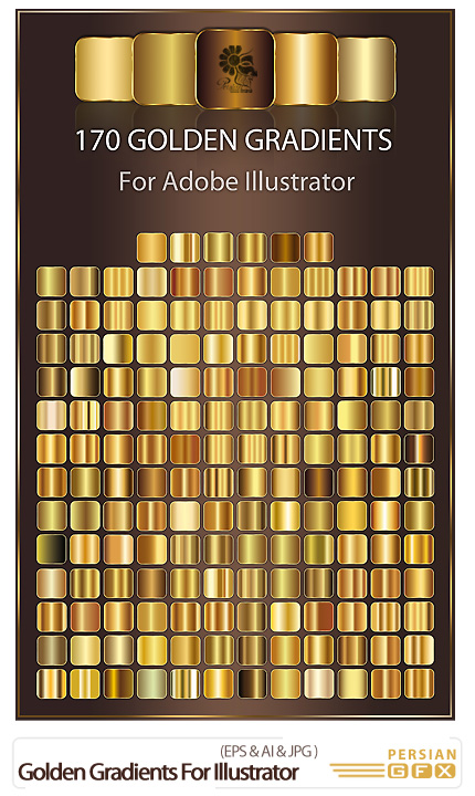 Golden Gradients For Adobe