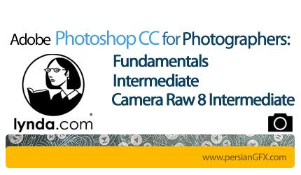 دانلود آموزش فتوشاپ سی سی برای عکاسان از لیندا - Photoshop CC for Photographers