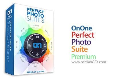دانلود مجموعه ای از پلاگین های فتوشاپ - OnOne Perfect Photo Suite Premium Edition v9.5.0.1644 x64