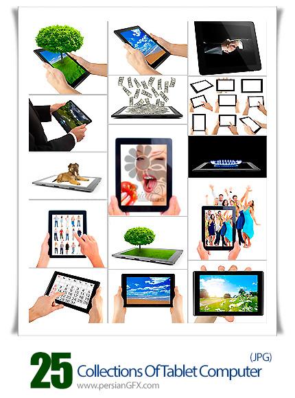 دانلود تصاویر با کیفیت تبلت، نوت بوک - Collections Of Tablet Computer