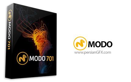 دانلود نرم افزار طراحی حرفه ای مدل های سه بعدی - Luxology MODO 701 59358 SP1