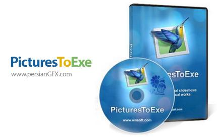 دانلود نرم افزار ساخت آلبوم های عکس در فرمت اجرایی - PicturesToExe Deluxe v9.0.14