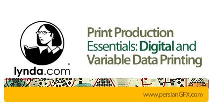 دانلود آموزش اصول ضروری در چاپ دیجیتال از لیندا - Lynda Print Production Essentials: Digital and Variable Data Printing