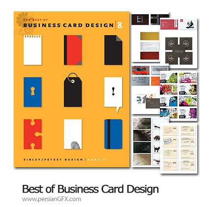 دانلود مجله الهام بخش طرح های فانتزی کارت ویزیت - Best of Business Card Design