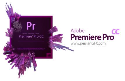 دانلود نرم افزار ادوبی پریمایر سی سی - Adobe Premiere Pro CC 2014 8.0.0 Build 169 x64