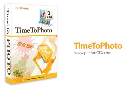دانلود نرم افزار اضافه کردن برچسب تاریخ بر روی عکس ها - TimeToPhoto 2.7.5092