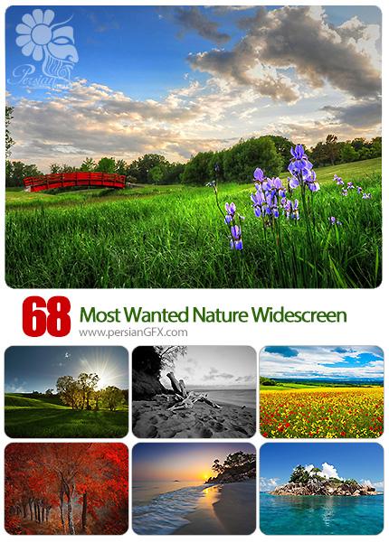 دانلود والپیپرهای متنوع طبیعت - Most Wanted Nature Widescreen Wallpapers