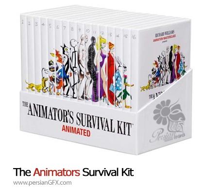 دانلود مجموعه کامل فیلم آموزش انیمیشن سازی - The Animators Survival Kit