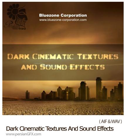 دانلود افکت های صوتی آماده برای صحنه های سینمایی - Bluezone Corporation Dark Cinematic Textures And Sound Effects