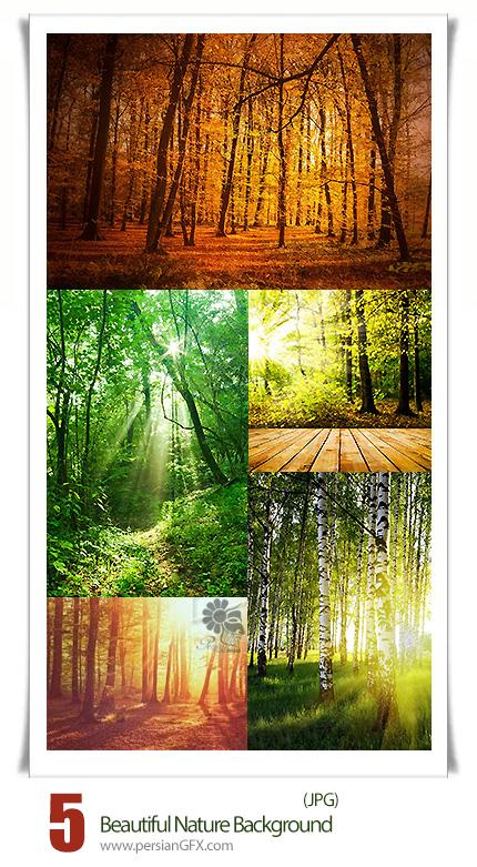 دانلود تصاویر با کیفیت پس زمینه طبیعت - Beautiful Nature Background