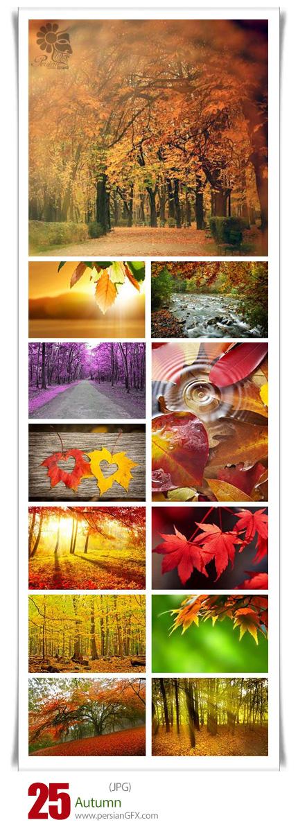 دانلود تصاویر با کیفیت پاییزی - Autumn