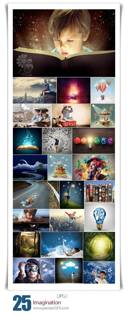 دانلود تصاویر با کیفیت تخیلی - Imagination