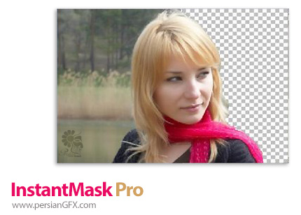 دانلود نرم افزار حذف آسان پس زمینه تصاویر - InstantMask Pro 2.8