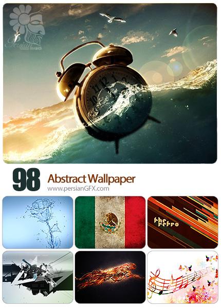 دانلود والپیپرهای متنوع انتزاعی - Abstract Wallpaper