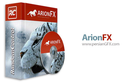 دانلود پلاگین تنظیم رنگ و روشنایی تصاویر HDR - RandomControl ArionFX 3.0.4 for Photoshop