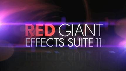 دانلود پلاگین Red Giant Effect Suite 11.1.10 x64 برای افتر افکت به همراه آموزش نصب فارسی