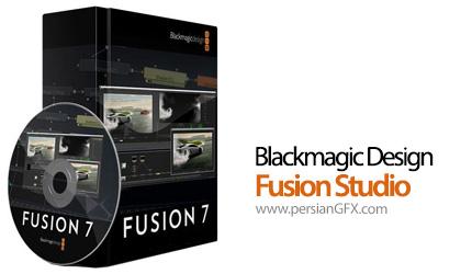 دانلود نرم افزار Blackmagic Design Fusion Studio v7.7 - ویرایش حرفه ای فیلم
