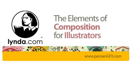 دانلود آموزش استفاده از ترکیب های مناسب در تصویرسازی از لیندا - Lynda The Elements of Composition for Illustrators
