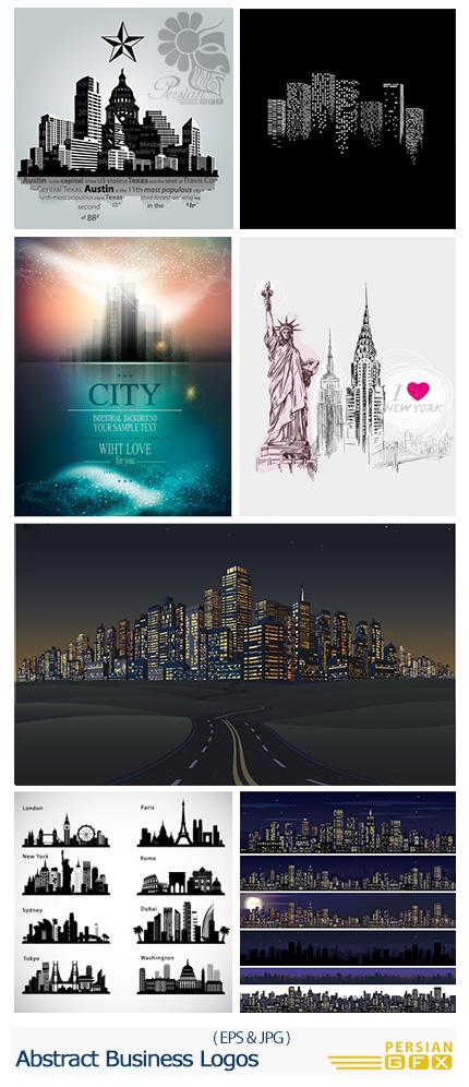 دانلود تصاویر وکتور شهر از شاتر استوک - Amazing ShutterStock City