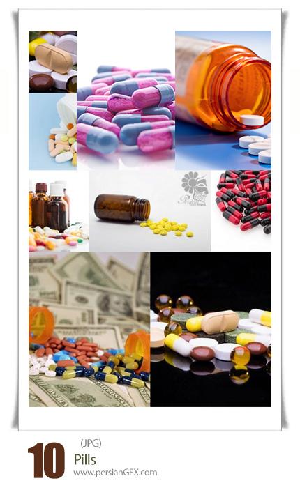 دانلود تصاویر با کیفیت دارو، قرص و کبسول - Pills