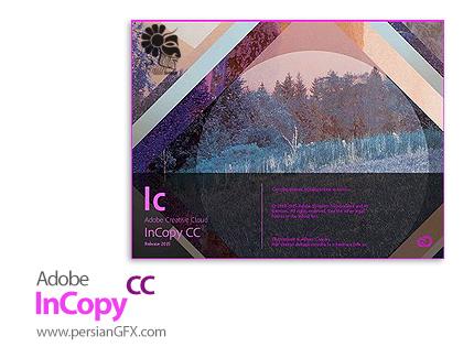 دانلود نرم افزار ادوبی این کپی سی سی - Adobe InCopy CC 2015.0 v11.4