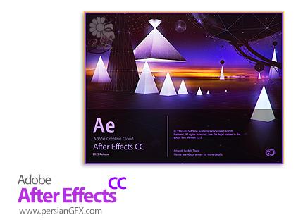 دانلود نرم افزار ادوبی افتر افکت سی سی - Adobe After Effects CC 2015 v13.8.1