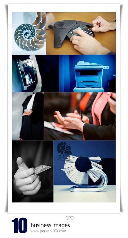 دانلود تصاویر با کیفیت تجاری، بیزینس، ابزار کار - Business Images