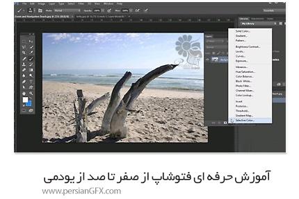 دانلود آموزش حرفه ای فتوشاپ از صفر تا صد از یودمی - Udemy Photoshop Mastery Zero To Hero In Photoshop