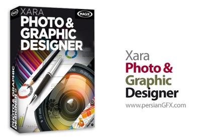 دانلود نرم افزار طراحی و ترسیم تصاویر - Xara Photo & Graphic Designer 11.1.0.39728